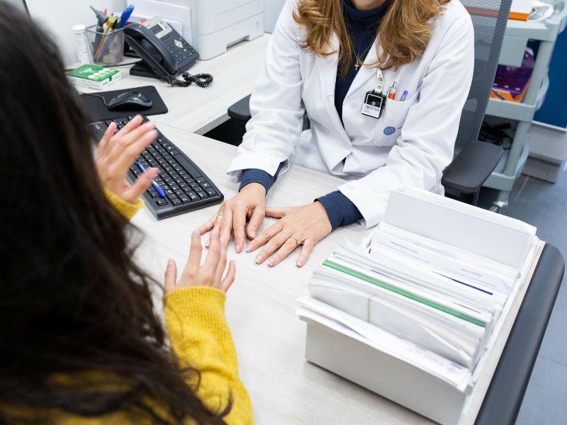 Revisiones de cáncer de mama