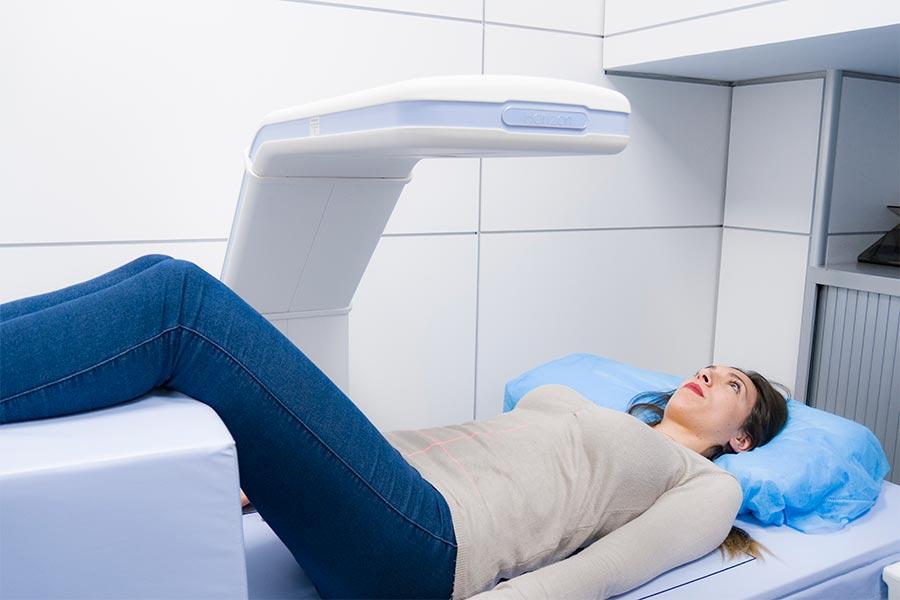 Las mejores pruebas diagnósticas para diagnosticar problemas óseos causados por la menopausia